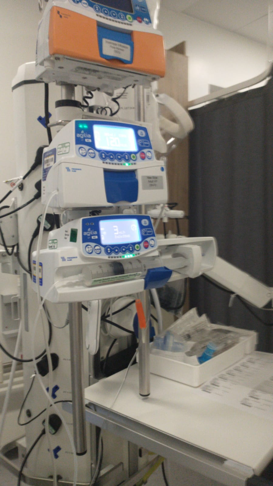 %name What it is like inside a COVID intensive care unit